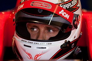 GP2 Qualifying report Chilton powers to pole in Monza