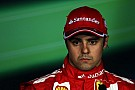 No one better on market to replace me - Massa