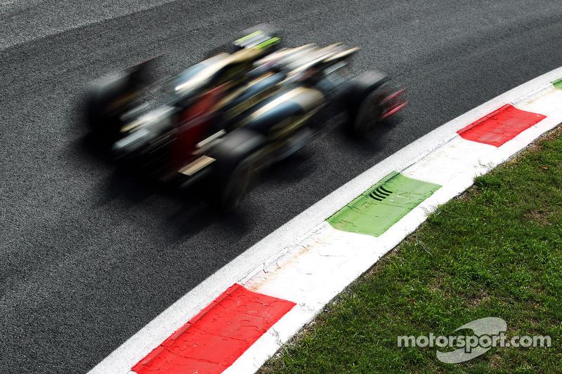 Pirelli: Low degradation on a demanding Monza track