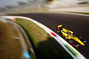 GP2 Race report Valsecchi back on top in Monza sprint