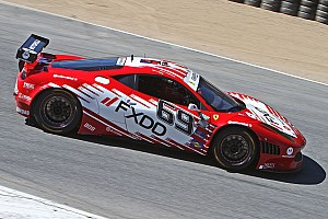 Grand-Am Race report FXDD's Ferrari wins GT Championship at Laguna Seca