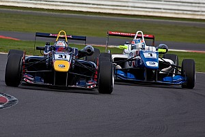 BF3 Race report Disappointing Silverstone weekend for Jack Harvey