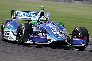 IndyCar Preview KV Racing Technology has a lot at stake at series finale in Fontana