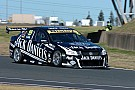 Jack Daniel's Racing battle damp track at Sandown practice