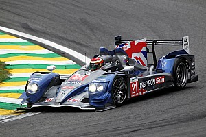 WEC Qualifying report Strakka qualifies 2nd Privateer in São Paulo