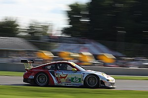 ALMS Qualifying report Bergmeister fifth and Holzer sixth in VIR GT qualifying