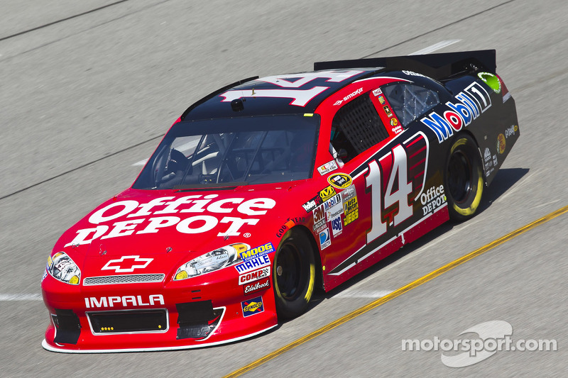 Stewart ready to begin title defense at Chicagoland