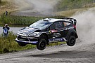 M-Sport Ford teams challenge factory teams second day in Wales