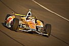 Hunter-Reay wins Championship in Fontana with a Chevrolet V6 engine