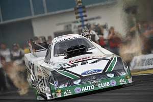 NHRA Race report Neff runner-up to start countdown, up to no. 2 in Points
