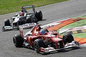 Alonso better than great Schumacher - Briatore