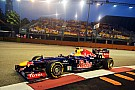 Red Bull drivers quotes after leading Friday practice in Singapure