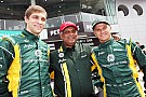 Fernandes upbeat about future with Caterham drivers