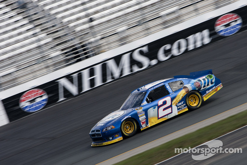 Keselowski, Hornish have mixed results for Dodge at Loudon
