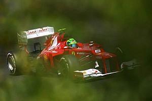 Ferrari still in 'no hurry' over Massa decision