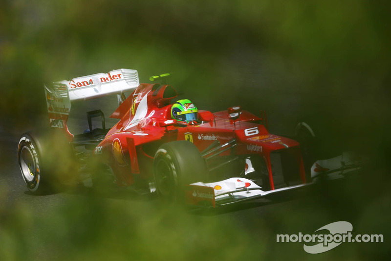 Ferrari still in 'no hurry' over Massa decision