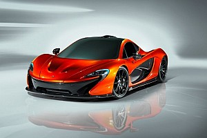 Automotive Special feature McLaren P1 aims for pole position with global debut in Paris