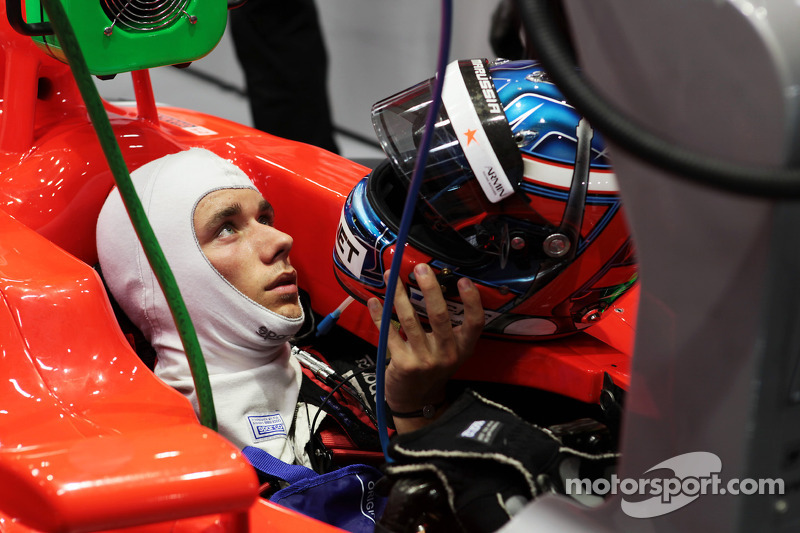 Pic 'not afraid' of becoming next Marussia refugee