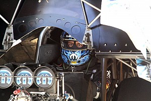 NHRA Qualifying report Hagan claims season best Funny Car qualifying effort at St. Louis