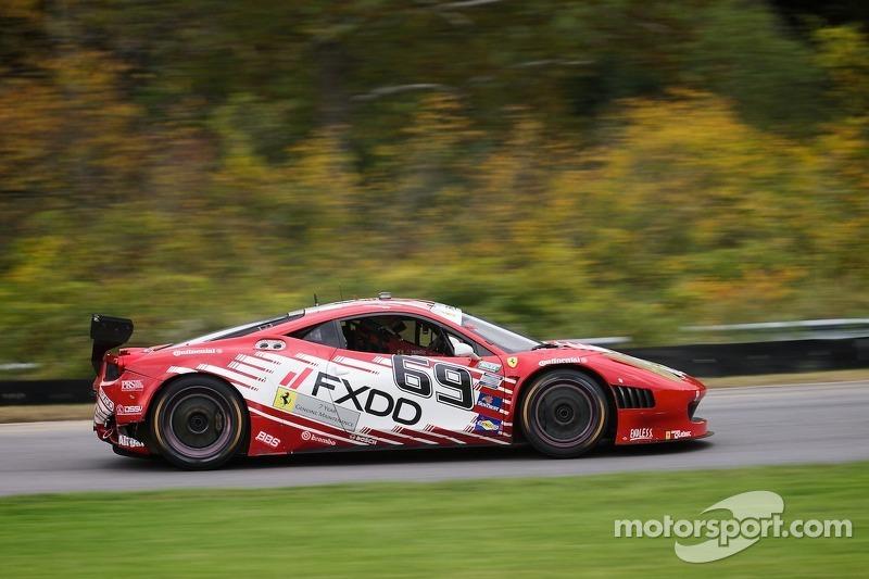 Ferrari wins 2012 Rolex GT manufacturers', team and drivers' championships