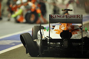 Force India stay 'not certain' for Hulkenberg