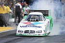 Beckman top funny car qualifier at Reading