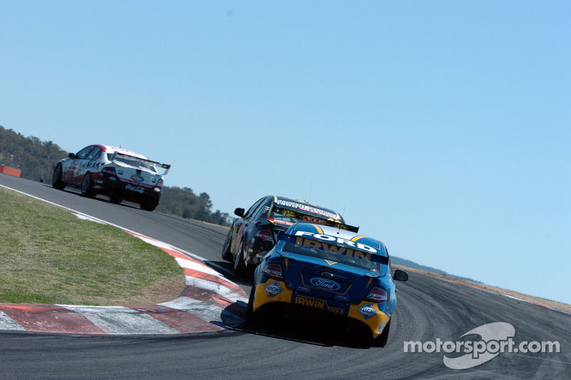 IRWIN Racing score 8th place finish at Bathurst 1000