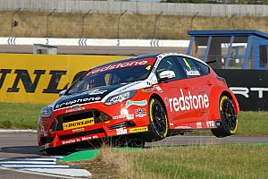 BTCC Race report Redstone Racing shine at Silverstone