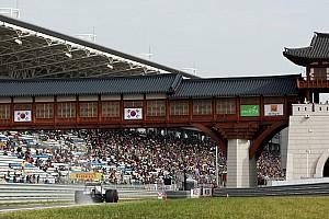 Maldonado and Senna struggled for car performance throughout qualifying for Korean GP