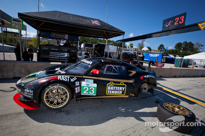 Lotus Alex Job Racing ready for finale at Road Atlanta