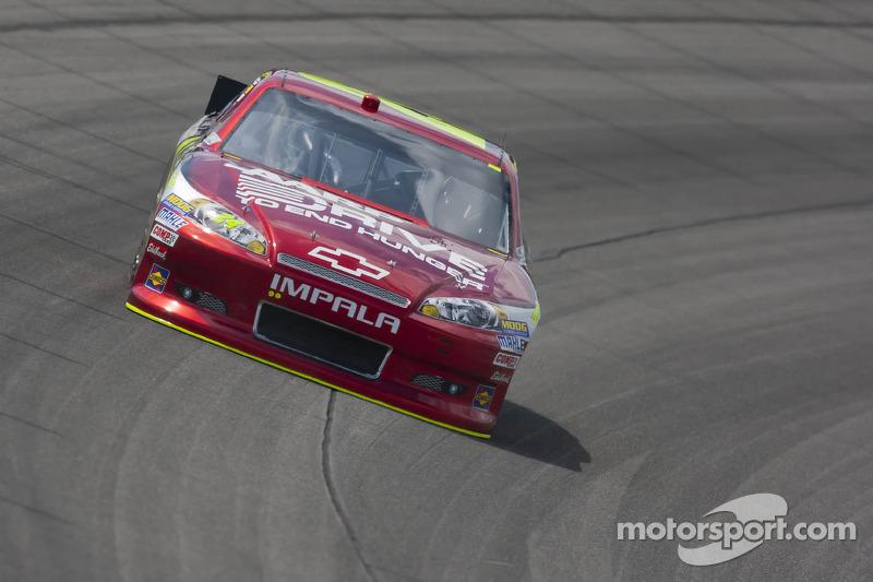 Fresh asphalt turns Kansas into the new Chase wild card