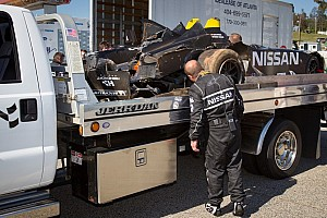 ALMS Commentary Does the DeltaWing lack an on track presence? - Video