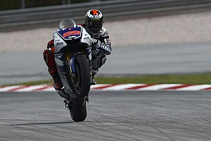 Lorenzo grabs pole position against the odds at Sepang