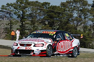 V8 Supercars Race report Start line drama for Lockwood at the Gold Coast