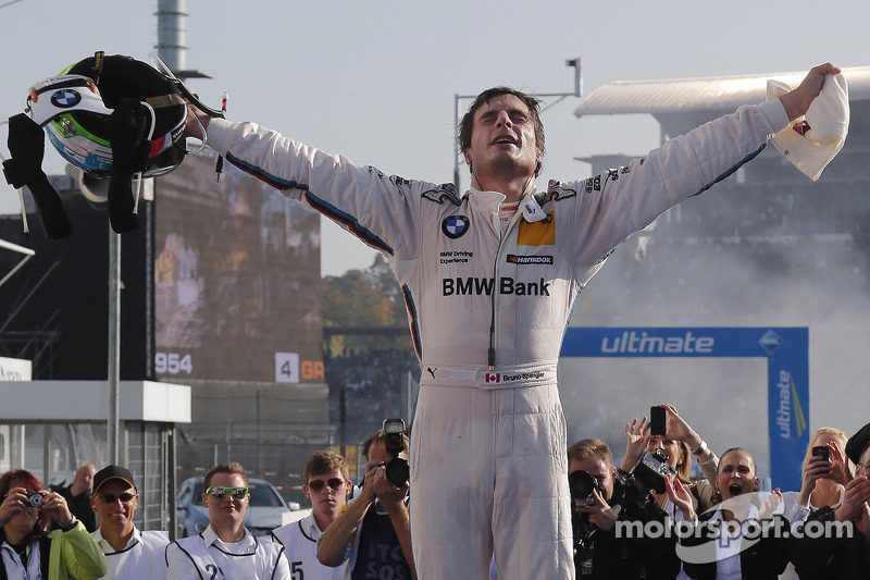 Bruno Spengler gets his DTM revenge with BMW