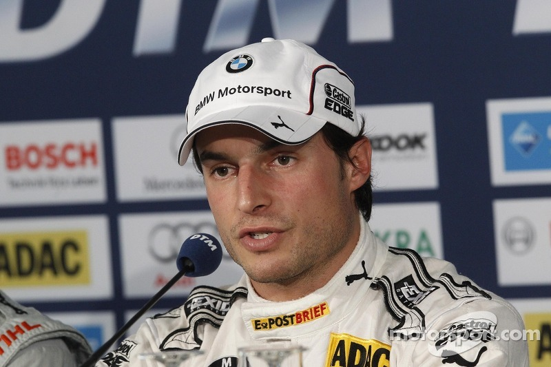 "DTM Champion Bruno Spengler: ""This is a dream come true for me."""