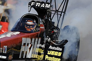 NHRA Preview Top fuel championship battle heats up as teams prepare Las Vegas