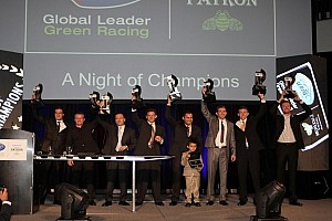 ALMS Special feature Corvette Racing and Team Falken Tire big winners at Night of Champions