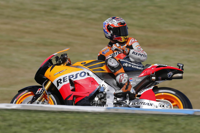 Repsol Honda duo in one-two on first day at Phillip Island