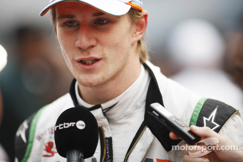 Sauber F1 Team signs on Nico Hülkenberg for 2013