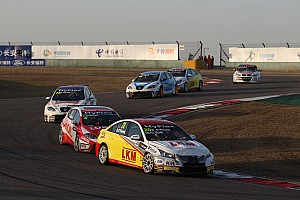 WTCC Race report O'Young continues to score despite rough starts in China