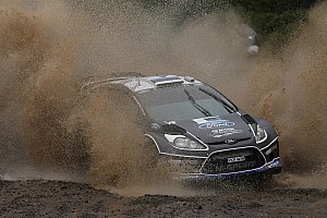 Tänak conquers conditions to challenge for lead in Spain