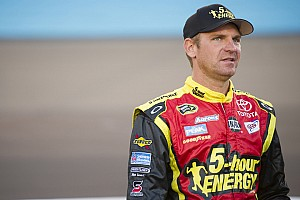 NASCAR Sprint Cup Interview Toyota's Clint Bowyer quotes about Phoenix 500