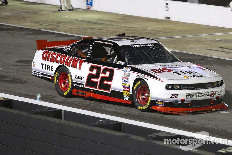 SRT Motorsports Dodge drivers have tough Phoenix 200