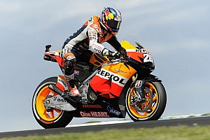 MotoGP Race report Pedrosa secures victory in thrilling final MotoGP race of 2012
