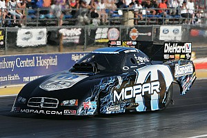 NHRA Race report Hagan Pomona finale event results: First Round