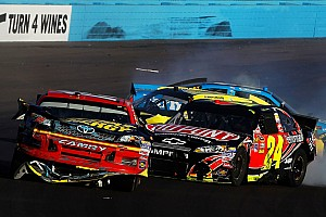 NASCAR Sprint Cup Breaking news Penalties issued after Sunday's event at PIR