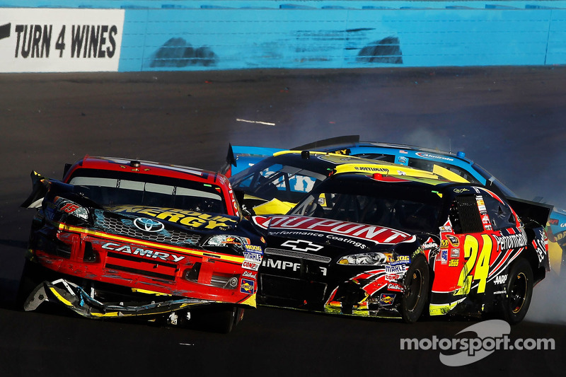 Penalties issued after Sunday's event at PIR