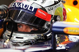 Sensitive fans should stop watching F1 - Vettel