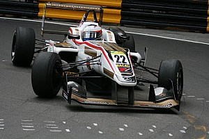 F3 Qualifying report Mücke Motorsport on Macau front row after first day of qualifying in China